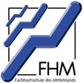 Logo Fachhochschule des Mittelstands (FHM)