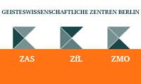 Logo Geisteswissenschaftliche Zentren Berlin e.V. (GWZ)