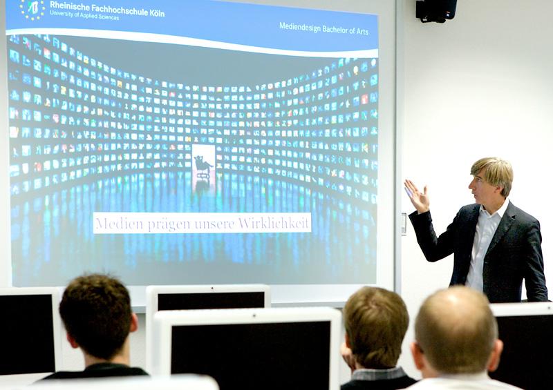 Architekten der medialen kommunikation infoabend zum for Studium zum architekten