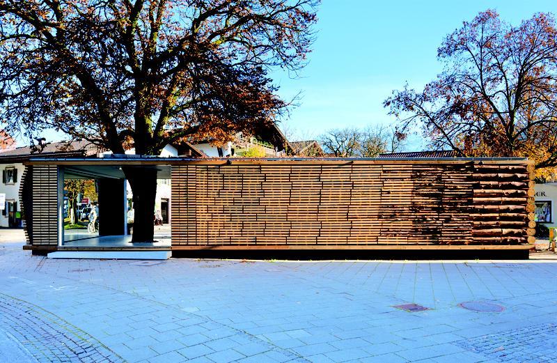 WM-Pavillon: Studierenden-Projekt gehört zu den ...