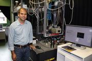 "Dr. Martti Pärs works in the department for Experimental Physics IV of Bayreuth University. The experiments regarding the functioning of an optical transistor were largely initiated by him. His research constitutes part of the DFG research training group ""Photophysics of synthetic and biological multichromophor systems""."