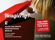 Tag der offenen Tür 2012 an der ASH Berlin