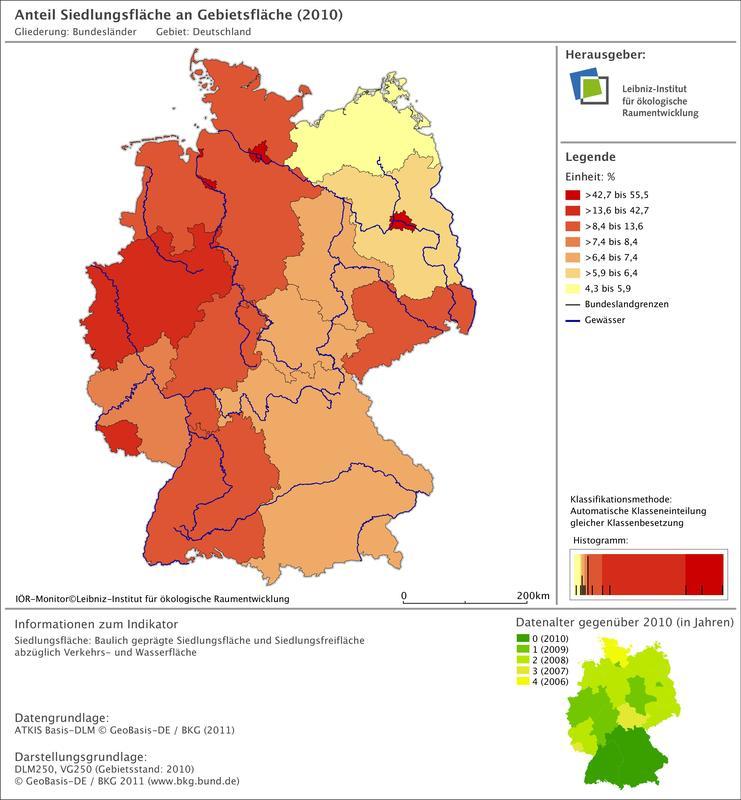 konkurrenz um flächen in deutschland nimmt zu – 5