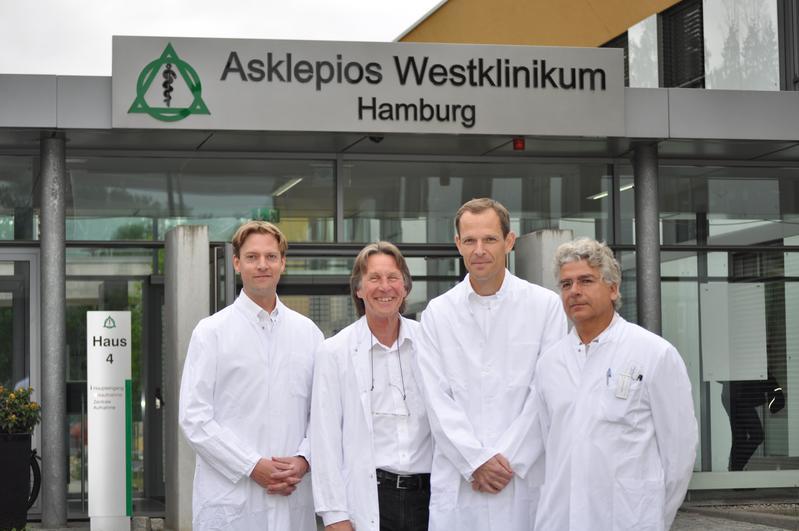 idw bild zu asklepios westklinikum erstes endoprothesenzentrum der maximalversorgung in hamburg. Black Bedroom Furniture Sets. Home Design Ideas