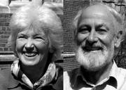 Rosemary and Peter Grant. Balzan Prize Winners for population biology