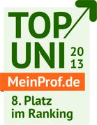 TOP-UNI Siegel 2013