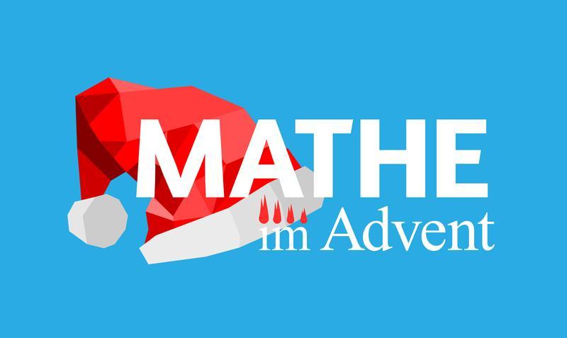 Das neue Logo von Mathe im Advent im Wissenschaftsjahr 2014 (Webformat)