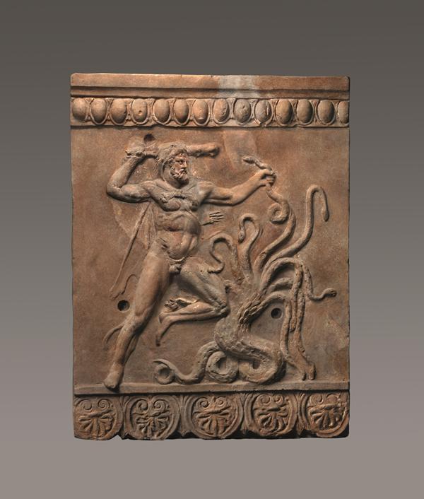 Museum der universit t t bingen zeigt antike reliefs for Innendekoration studium