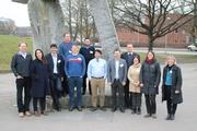 All researchers at the kick-off meeting