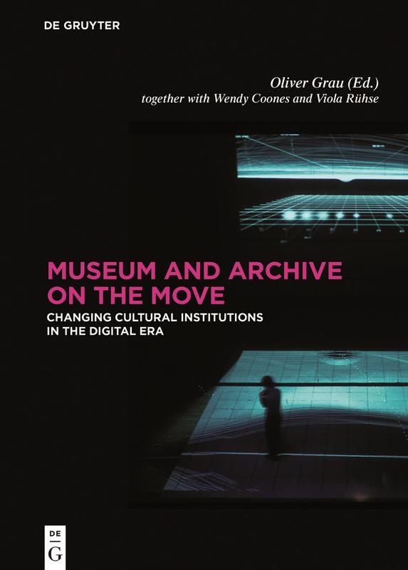 Buchcover Museum and Archive on the Move
