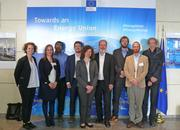 The project team presented the results of the COMBI project at the EU-Commission's Directorate-General for Energy in Brussels.