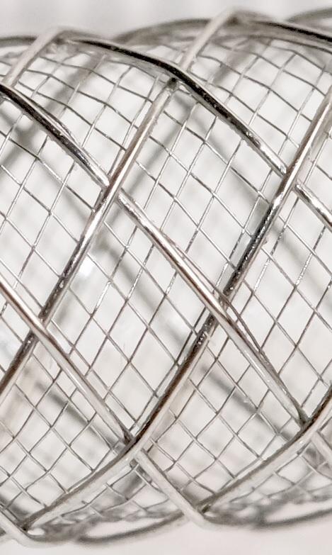 Micromesh-Stent: Detail