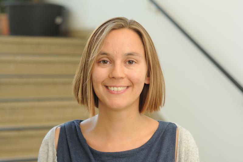 Dr. Kristina Suchotzki, seit März 2015 Wissenschaftliche Mitarbeiterin am Lehrstuhl für Psychologie I der Universität Würzburg.