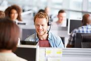 Advantages in the call center: Automatic speaker recognition in customer dialogue.