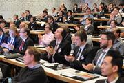 "Some 200 participants attended the ""5th Conference of the ICTM International Center for Turbomachinery Manufacturing Aachen"". Topics included highly productive, eco-friendly manufacturing."