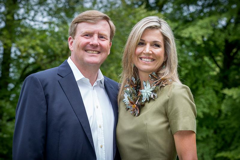 King Willem-Alexander and Queen Máxima of the Netherlands are visiting the IOW this afternoon as part of their working visit to Mecklenburg-Western Pomerania.