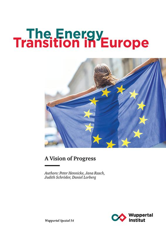 "The recently published Wuppertal Spezial ""The Energy Transition in Europe"" gives a practical approach for a possible future-oriented European energy supply."