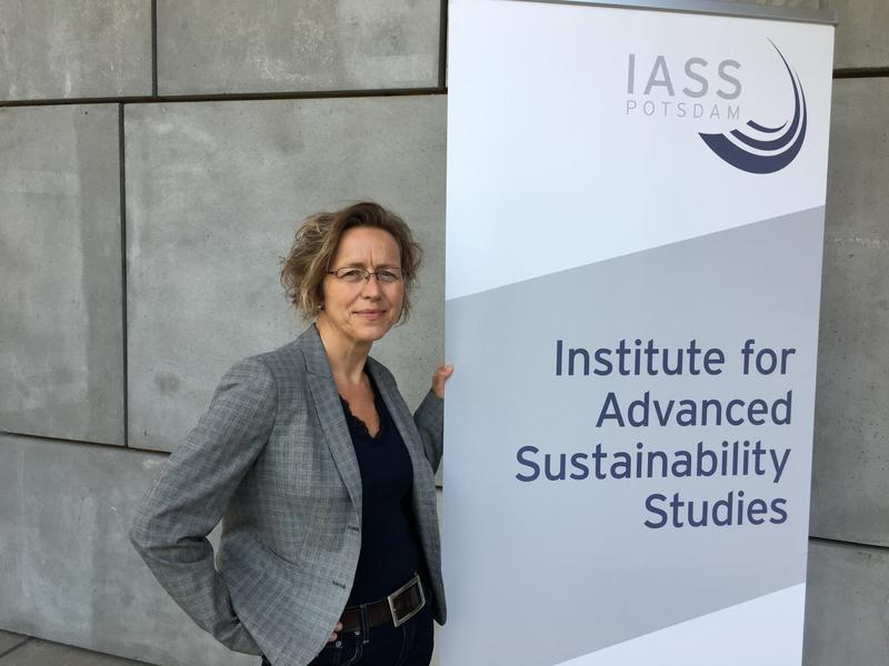 Ingeborg Niestroy is Senior Fellow at the IASS and has been involved in the development and implementation of sustainability policy in the EU for 20 years.