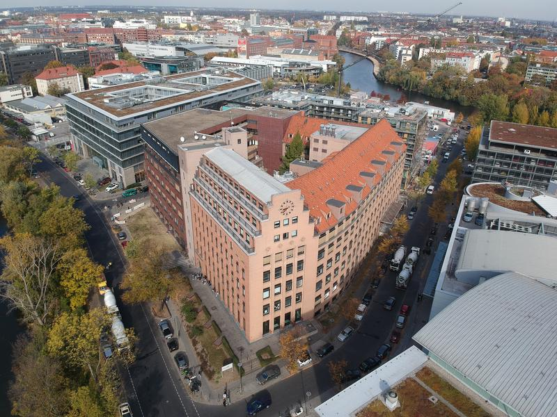 Berlin International replaced all on-campus classes with help of e-learning and other digital tools.