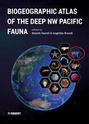 "Buchcover des neu erschienen Bandes ""Biogeographic Atlas of the Deep NW Pacific Fauna""."