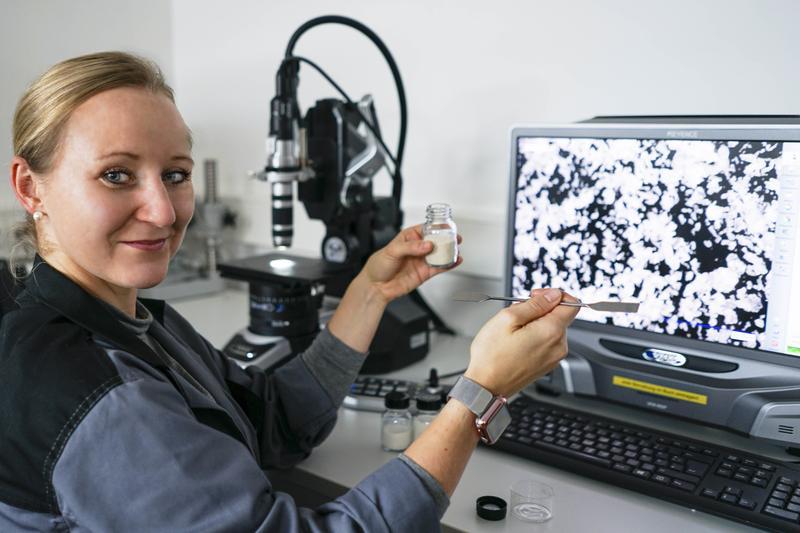 Forscherin Jessica Wittmann