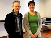 Prof. Matthias Beller and Dr. Kathrin Junge from Leibniz Institute for Catalysis (LIKAT) in Rostock