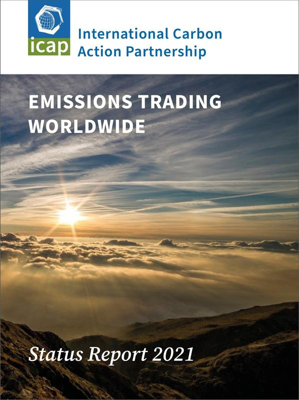 The Emissions Trading Worldwide Status Report is published annually.