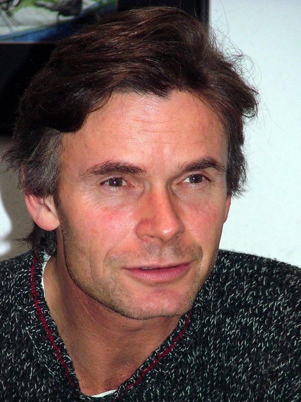 Der jenaer tagungsorganisator prof dr laurenz volkmann