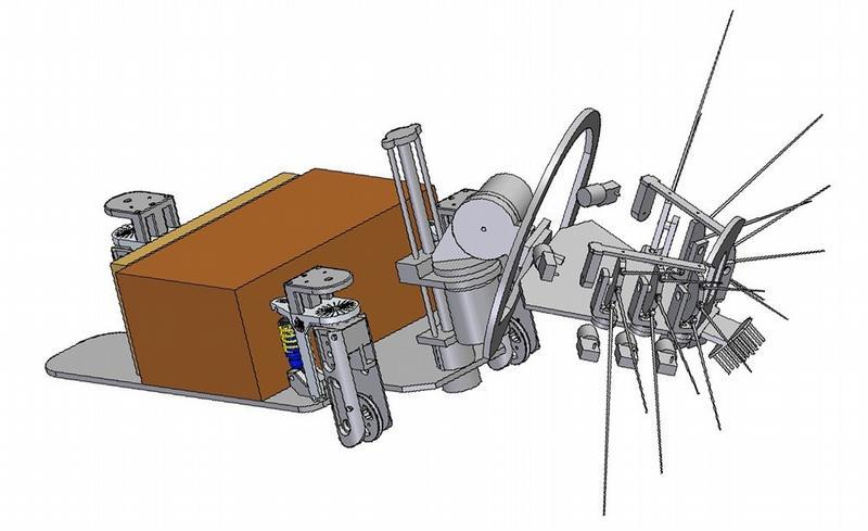 Roboterratte (c) Weizmann Instiute of Science
