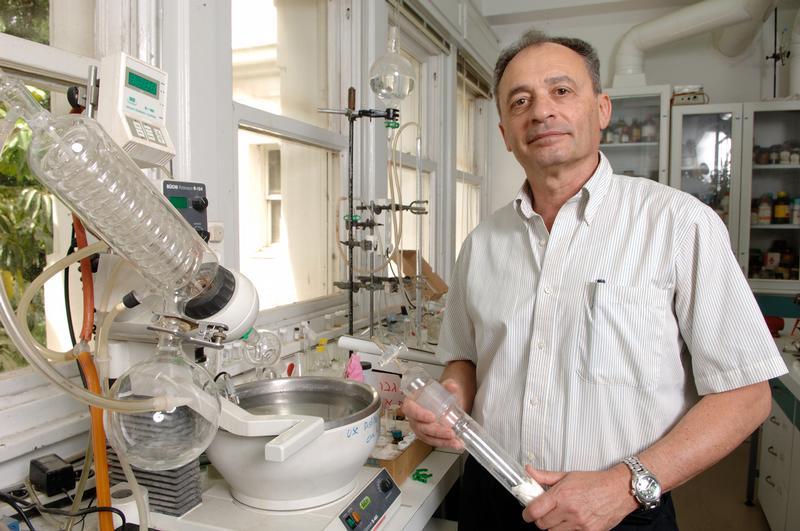 Professor David Milstein Weizmann Institute of Science