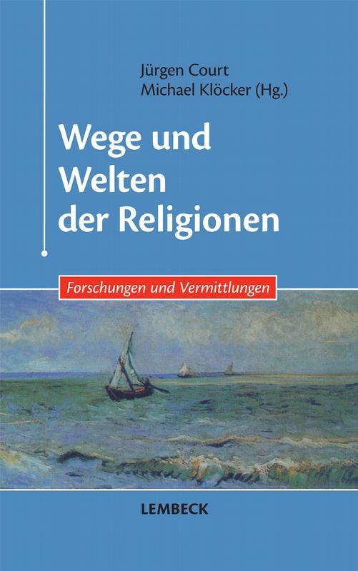 Cover der Festschrift für Prof. Dr. Udo Tworuschka von der Universität Jena.