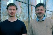The researchers Dr. Sebastian Lerch and Prof. Tilmann Gneiting