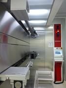 For the cleanroom of Fraunhofer ISE, the consortium implemented a remote monitoring for cells in difusion tube.