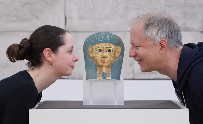 Steinzeit Bonn idw image for gesichter im alten ägypten und der steinzeit