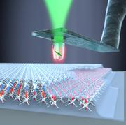 A diamond quantum sensor is used to determine the magnetic properties of individual atomic layers of the material chromium triiodide in a quantitative manner.