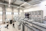 In the Multi-Megawatt Lab, components and systems are tested up to 10 MVA.