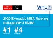 Economist EMBA Ranking: Kellogg-WHU is among the best in the world